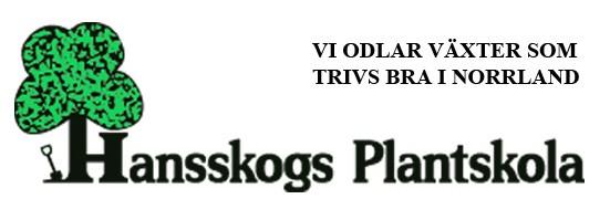 Hansskogs Plantskola
