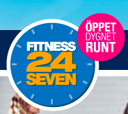 Fitness24Seven-Lund AB