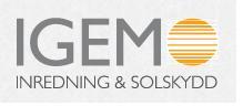 Igemo Inredning & Solskydd AB