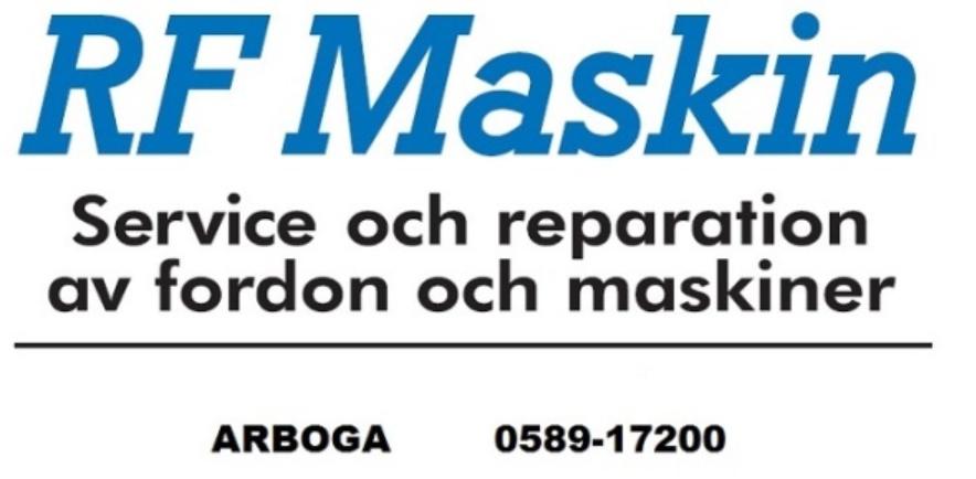 RF Maskin