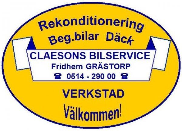 Claesons Bilservice