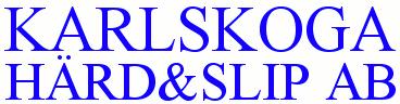 Karlskoga Härd & Slip AB