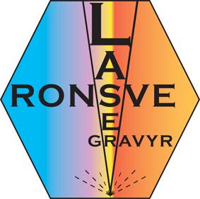 Ronsve Lasergravyr