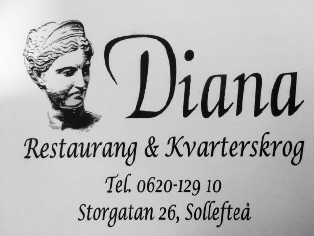 Dianas Pizzeria & Restaurang