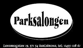Parksalongen i Karlskrona AB Parkrelaxen