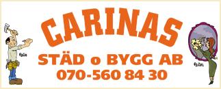 Carinas Städ & Bygg AB
