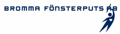 Bromma Fönsterputs AB
