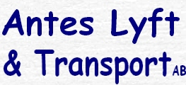 Antes Lyft- & Transport AB