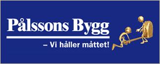 Pålssons Bygg i Huskvarna AB
