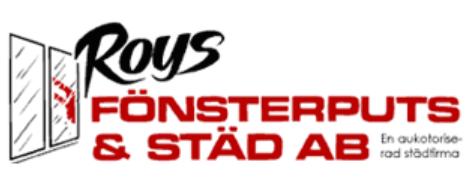 Roys Fönsterputs & Städ AB