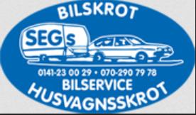 SEG:s Bilrep & Skrot