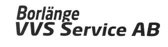 Borlänge VVS Service AB