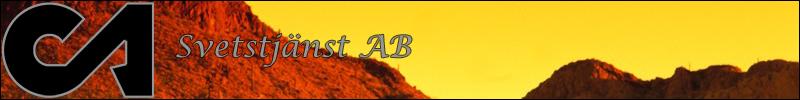 CA Svetstjänst AB